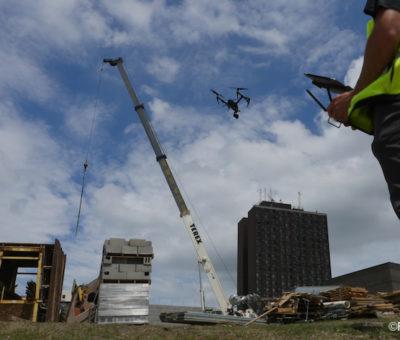 Les drones ou comment prendre de l'altitude dans la construction ?
