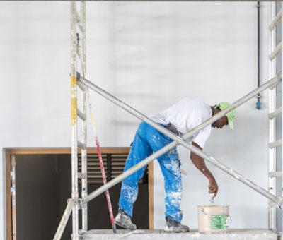 La technologie au cœur des systèmes de peintures en extérieur