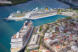 GRANDS PROJETS «KARUKERA BAY» ET L'AMENAGEMENT DU FRONT DE MER, QUARTIER HISTORIQUE DE POINTE-A-PITRE. (Guadeloupe)