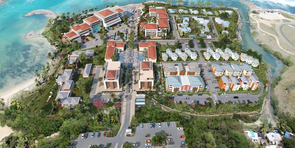 Urbanisme et tourisme : le projet ROYAL KEY au Moule