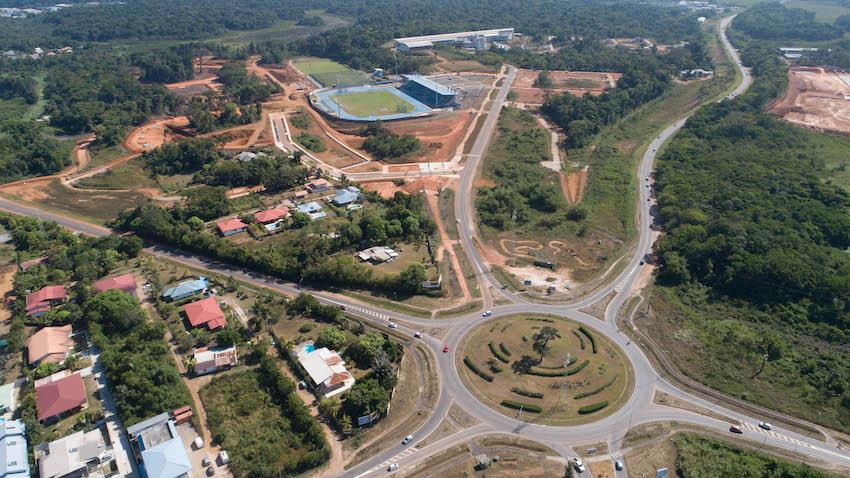 Construire la ville équatoriale durable (Guyane)